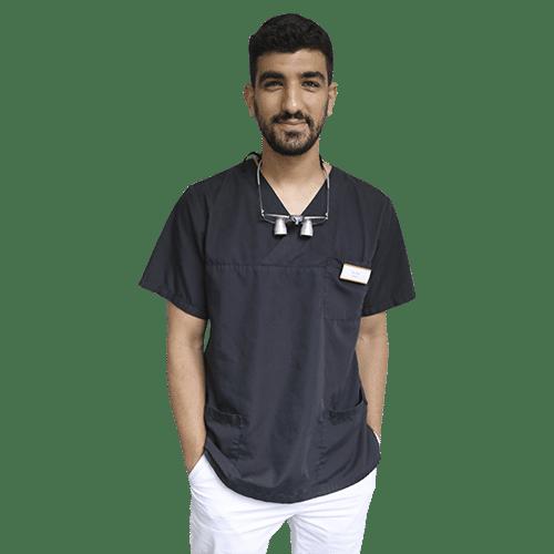 Spezialist für Kieferchirurgie Mohammed Alef